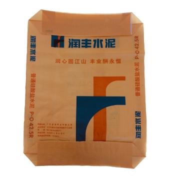Sac tissé en plastique pour produits chimiques