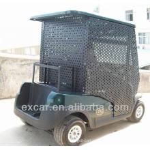 Carrito eléctrico barato de la bola del embalaje carrito de golf eléctrico de 2 asientos