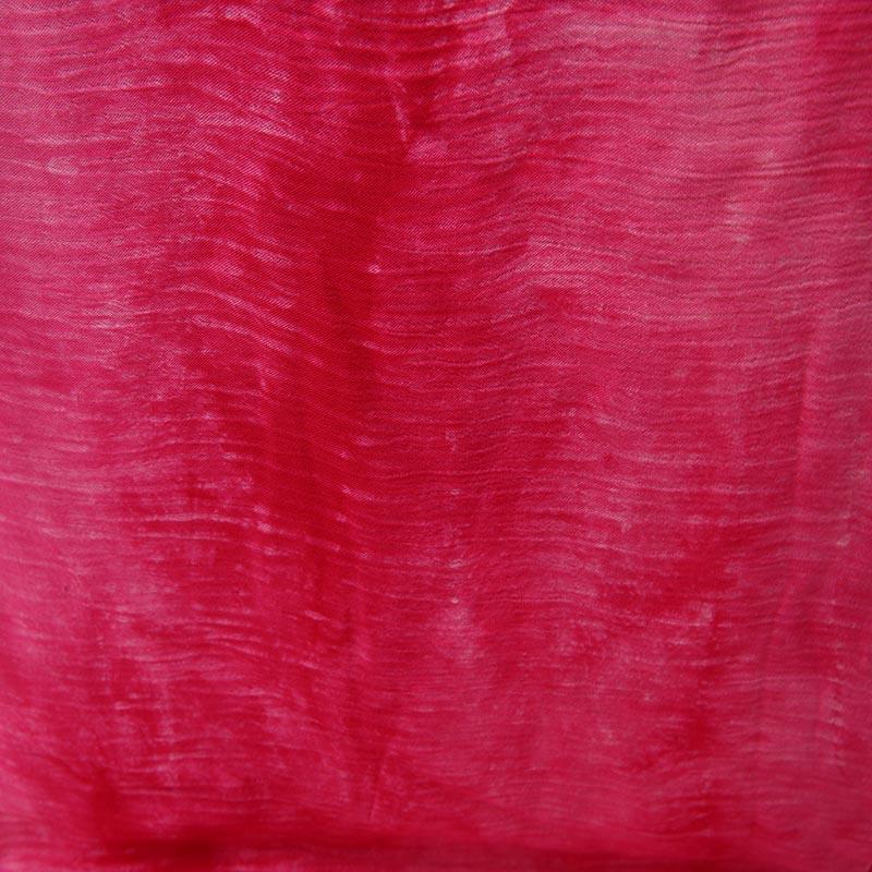 Viscose Crinkle Tie Dye Fabric