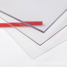 Акриловый лист, Твердый лист поликарбоната, компактный лист для кровли чердачные