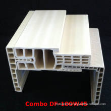 Combo WPC Door Frame Df-100W45 WPC Architrave at-80h60