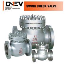 Válvula de retenção industrial do non-retorno da água (H44H)