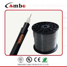 Fabrication câble coaxial syv-75-3 avec bon prix
