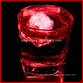 12PCS LED Plastic Ice Cubes Multicolour Assorted Cool Cold Drinks Bar Reusable