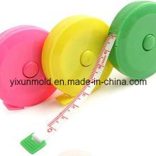 Molde de concha de fita de medição plástica