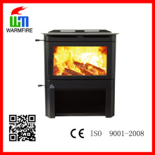 Hot Selling Classic CE Insert WM201-1300, Metal Wood Burning Fireplace