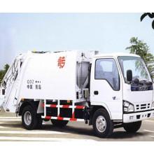 Isuzu 3t Compactor Garbage Truck (QDZ5070ZYSI)