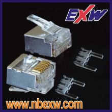 Cat6 Short Body Crimping Plug