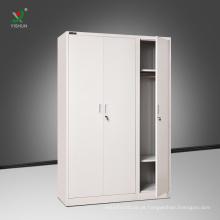 Direto da fábrica Derrubar armário de estrutura de aço armário de 3 camadas