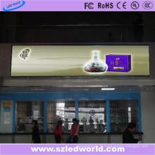 Affichage à cristaux liquides polychrome d'intérieur de la publicité P6 LED Chine fournisseur