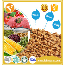 Alto contenido de proteínas de alimentos cachorros secos huesos fuertes alimentos naturales perrito