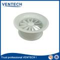 Alta qualidade folha de ferro para difusor redemoinho para ar condicionado