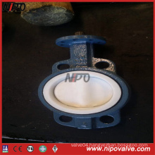 Lug Type Line with Rubber Butterfly Valve