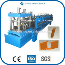 Pass CE and ISO YTSING-YD-0679 Automatic C Shape Roof Purlin Metal Stud Roll Forming Machine