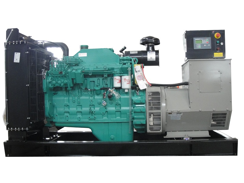 150KW CUMMINS diesel generating set minimum price