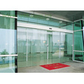 Commercial Automatic Induction Glass Door