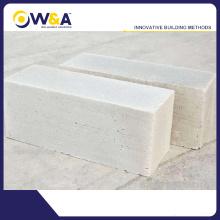(ALCB-240) Fábrica de bloques huecos ligeros del cemento del material AAC de las unidades de la albañilería de AAC para la venta