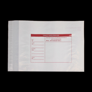 Two Sides Customer Request Envelope Mailing Bag