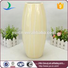 Большая антикварная ваза, сделанная в Китае