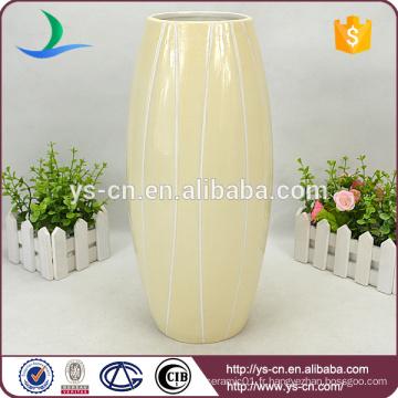 Grand vase antique fabriqué en Chine