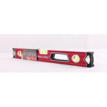 Rote Farbe Professionelle Wasserwaage (700910)