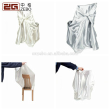 Factory Direct Sale Wholesale Cheap Wedding Rental Satin Banquet Chair Covers