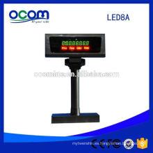 Barato USB Serial USB POS LED Display Pole de la fábrica