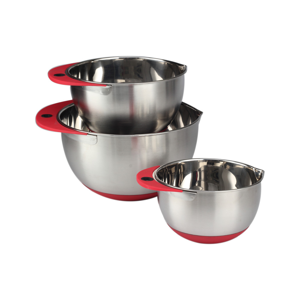 red handle mixing bowl