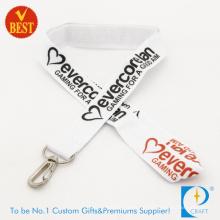 Kundenspezifische Logo Großhandel Dye Sublimation Printed Lanyard in hoher Qualität aus China