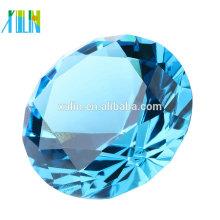 HEISSER 60MM K9 freier Kristallglasdiamant für Hochzeits-Andenken u. Dekor-Haus