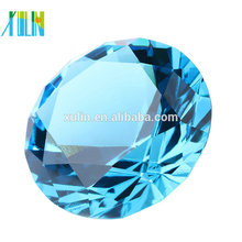 HOT 60MM K9 Clear Crystal Glass Diamond para la boda Souvenirs & Decor Home