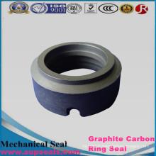 Bague d'étanchéité en graphite antimoine et carbone