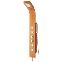 Panneau de douche en bambou (JX-9307) Panneau de douche Panneau de douche