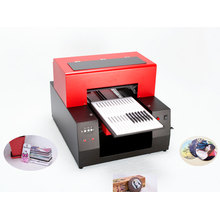 Impresora de cama plana UV raster