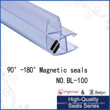 Магнитная полоска для душевой двери Магнитная защита от ветра для дверей