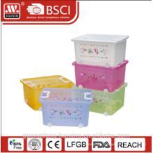 новые пластиковые для хранения контейнера 27 Л/40 Л