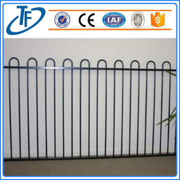 Factory direct sale cheap garrison fence/decorative fences