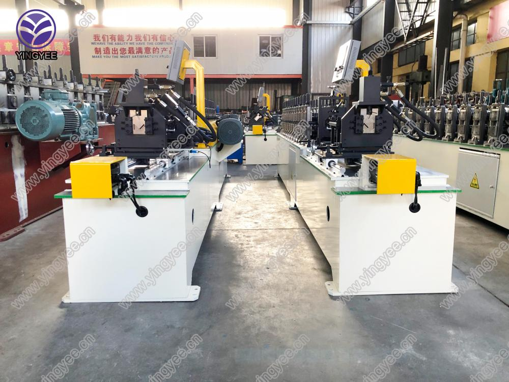 Angle Roll Forming Machine From Yingyee001
