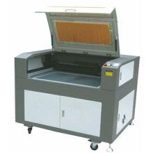 Máquina del laser del cnc para el grabado plástico