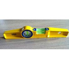 Bridage style spirit level HD-88F6-2-M,pocket level gauge