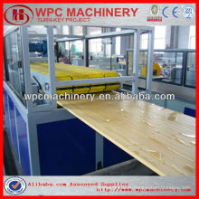 Wpc door machine / wpc decking machine / wpc board machine wpc machine