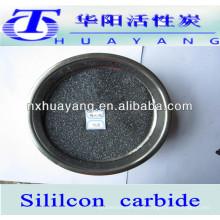 polvo de carburo de silicio para abrasivo y refractario