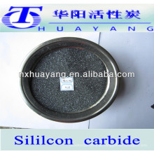 pó de carboneto de silício para abrasivos e refratários