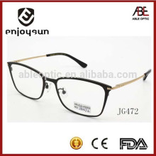 best brand promotion metal optical spectacles men