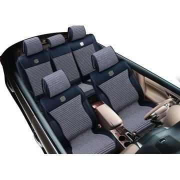Auto Sitzbezug schlanken Form mit Flachs-Faser