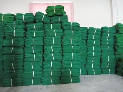 high quality black construction safety debris nettings