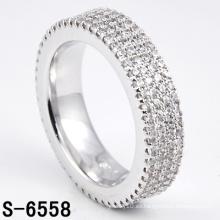 Anillo de la joyería de la manera de la plata esterlina 925 para la mujer (S-6558. JPG)