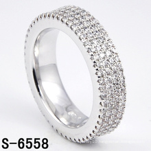 925 Sterling Silver Fashion Jewelry Ring for Woman (S-6558. JPG)
