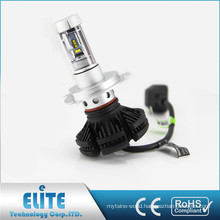 Wholesale super bright x3 9004 9005 h3 h4 h11 h13 car headlight h4 led lights bulb