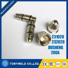 Chinesisch 200A Wasserkühlung jiusheng 232020 Luft Plasma Schneidspitzen